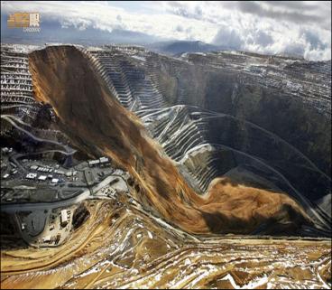 铜矿公司违法排废水影响数万居民吃水