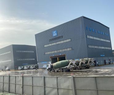 中建商砼:栖霞厂完成江苏事业部入宁以来最大体积筏板浇筑