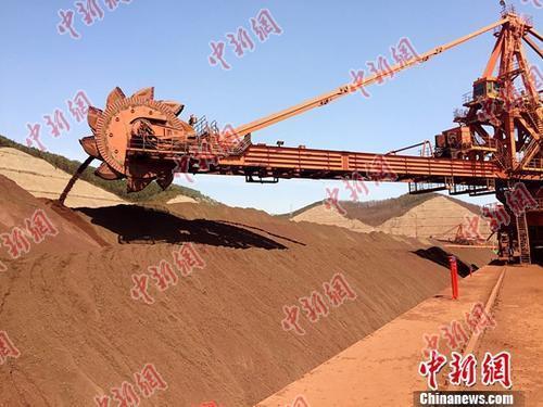 铁矿石宽幅震荡 偏多操作